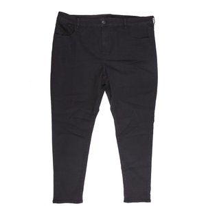 AE American Eagle Black Jegging Jeans Plus 24